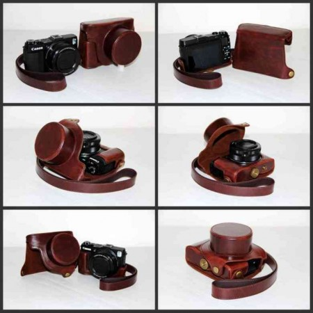 57 450x450 Чехол для фотоаппарата Canon powershot G1 Mark II