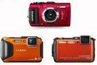 компактные камеры с защищенным корпусом
