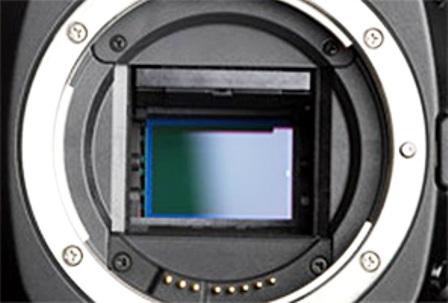 05 001 Что представляет собой матрица цифрового зеркального фотоаппарата