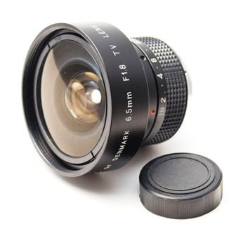 06 002 Виды сменных объективов для цифровых фотокамер