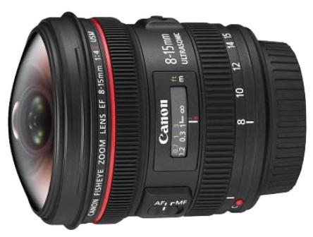 06 003 Виды сменных объективов для цифровых фотокамер