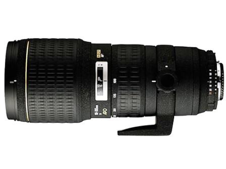 06 004 Виды сменных объективов для цифровых фотокамер