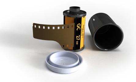 35mm film Типы пленок