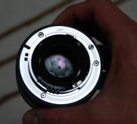 Объектив цифрового фотоаппарата